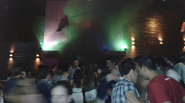Incendio en la discoteca Kiss en Brasil