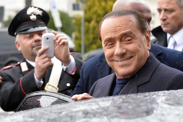 Silvio Berlusconi, en una imagen del pasado marzo.