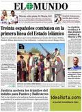 El reto yihadista y la Barcelona vendida al turismo, en las portadas