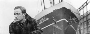 Una noche con Marlon Brando y el Espanyol-M�laga, de f�tbol