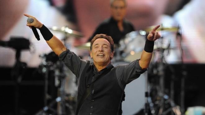 Springsteen cedeix els drets d'una cançó a la Patum de Berga