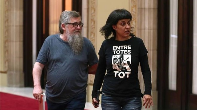 La CUP manté el veto als pressupostos malgrat les cessions del Govern