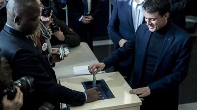 Hamon i Valls protagonitzaran el duel final de les primàries de l'esquerra francesa