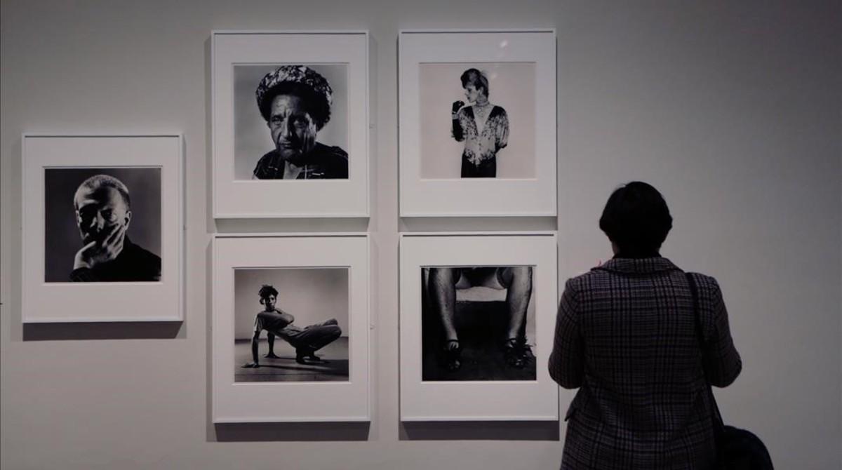 Retrospectiva de Peter Hujar en la Fundación Mapfre de Barcelona.