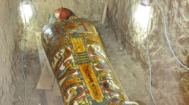 Sota el sostre del faraó Tuthmosis III