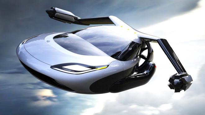 El cofundador de Google apuesta por el coche volador