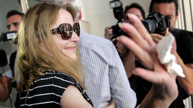 María José Carrascosa vuelve a España tras 8 años en la cárcel en EEUU (ES)