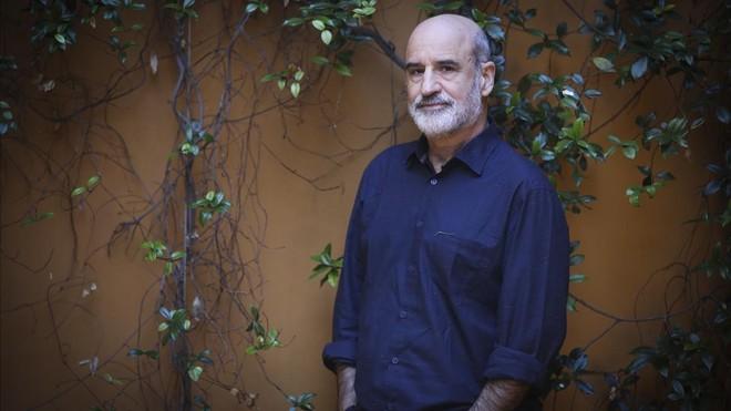 El escritor Fernando Aramburu.