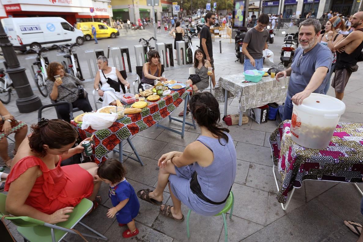 madrid fijar por barrios los cupo de licencias para pisos