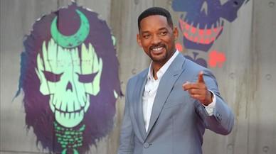 """Will Smith: """"És el primer cop que faig de dolent de la pel·lícula"""""""
