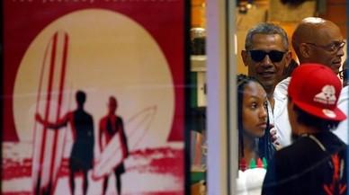 Obama tria Hawaii i Trump Florida per passar el Nadal