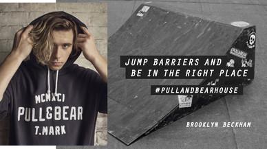 Brooklyn Beckham, icono e imagen de Pull&Bear.