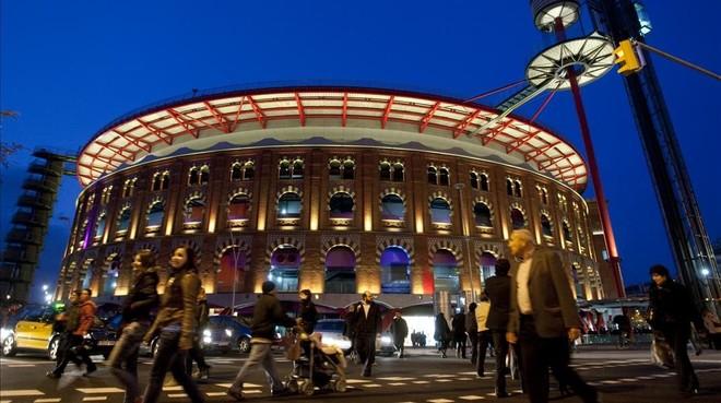 El mundo today entra en la plaza de toros m s peligrosa de for Centros de jardineria barcelona