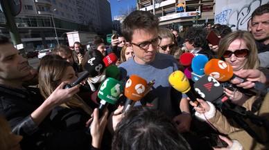 La pugna entre Iglesias i Errejón s'agreuja després de la seva primera reunió