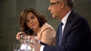 """El Govern, a Puigdemont: ningú pot posar """"punts ni comes"""" a la sobirania nacional"""