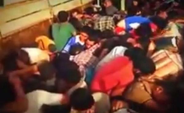 Finlàndia deté dos botxins de l'Estat Islàmic que van participar en una de les pitjors matances