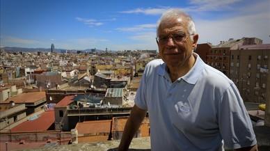 """Josep Borrell: """"Pedro Sánchez no es el 'izquierdista peligroso' que caricaturizan"""""""