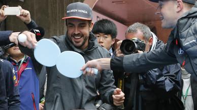 Fernando Alonso renuncia al GP de Mònaco per córrer les 500 Milles d'Indianapolis