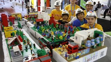 Nens que dissenyen ciutats