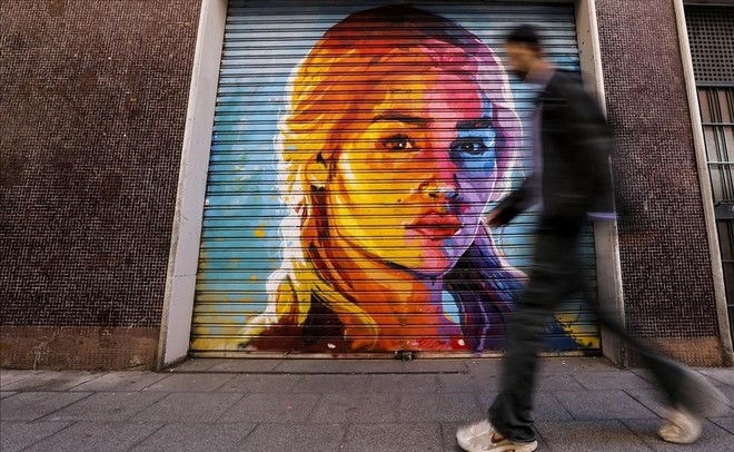 Grafitis en serie