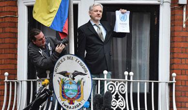 Un grupo de trabajo de la ONU pide la liberaci�n de Julian Assange