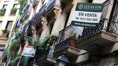 El preu de la vivenda amplia la seva pujada al 5,6%