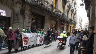 Els desnonaments s'han reduït el 8% en un any a Barcelona