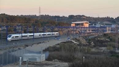 L'estació de l'AVE a Tarragona creix amb tot en contra