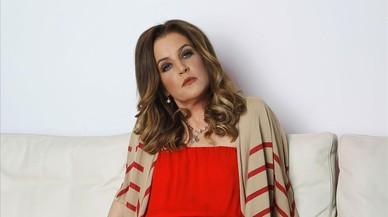 Una imagen de Lisa Marie Presley.