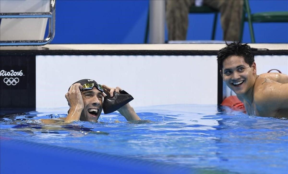 L'home que va batre Phelps