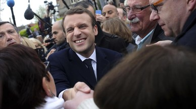 La 'start-up' Macron