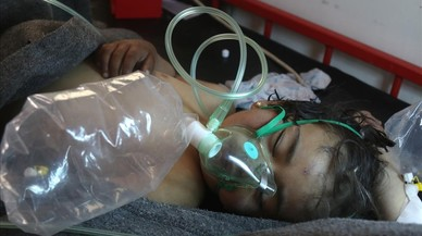 El Reino Unido dice que encontró sarín en muestras del ataque en Siria