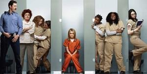 """El reparto de 'Orange is the new black"""", en una imagen promocional."""