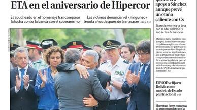 """De """"Puigdemont vincula procés i ETA"""" (La Razón) a Cristiano no és un delinqüent (Abc)"""