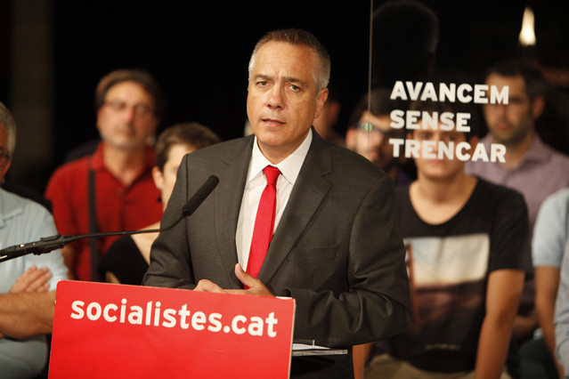 Navarro presenta la seva candidatura aquesta tarda a Terrassa