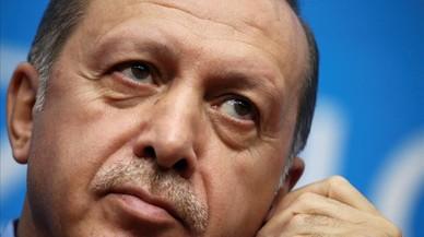 La caída turca
