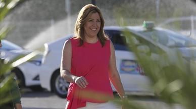"""Susana Díaz reclama superar """"el debat territorial antiquat"""""""