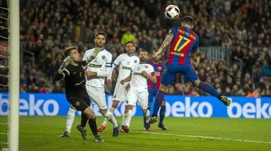 El Barça fa servir l'armari