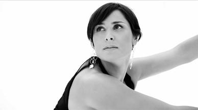 Rosa, en una imagen promocional del concurso de Antena 3 'Tu cara me suena'.