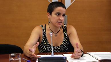 La teniente de alcalde de Territorio y concejal de Vivienda, Gl�ria Rubio.