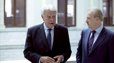 El canal Historia repasa con Manuel Campo Vidal los '40 años de democracia'