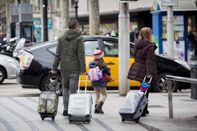 Espa�a bate el r�cord de turistas al recibir 68,1 millones de visitantes en el 2015