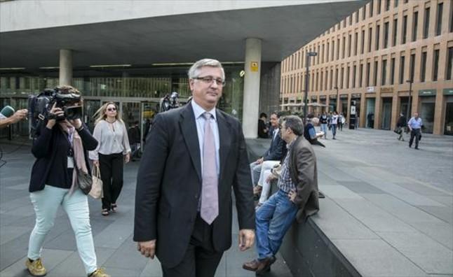 Uni pide ejercer la acusaci n por el espionaje a dos for Juzgados martorell
