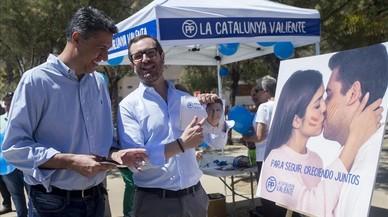 """El PP atribueix a """"pressions"""" el suport del Barça al referèndum independentista"""