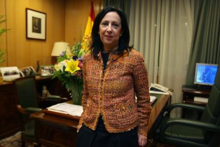 Margarita Robles, en su despacho del Consejo General del Poder Judicial.