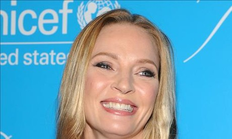 mrocaactress uma thurman attends the 8th annual unicef 121129111235