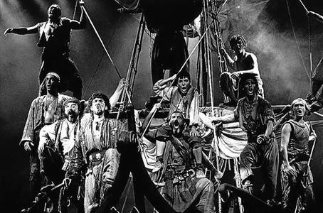 1988 �ngels Gonyalons y Carlos Gramaje protagonizaron el musical original.