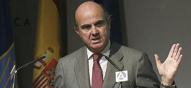 Guindos dice que Catalunya es la m�s beneficiada por el Gobierno