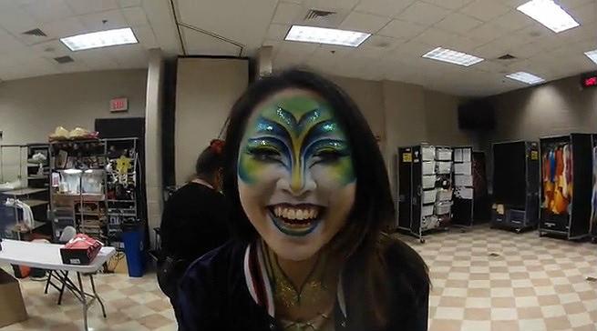 ¿Cómo vive un artista del Cirque du Soleil?