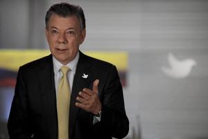 PRESIDENTE SANTOS PRORROGA HASTA EL 31 DE DICIEMBRE ALTO AL FUEGO CON FARC